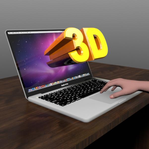 3D Mac