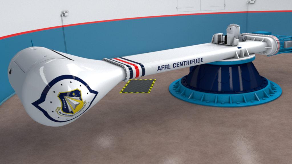 AFRL Centrifuge