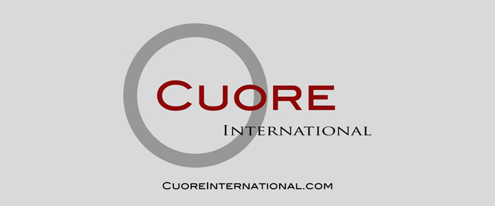 CUORE Banner Centered