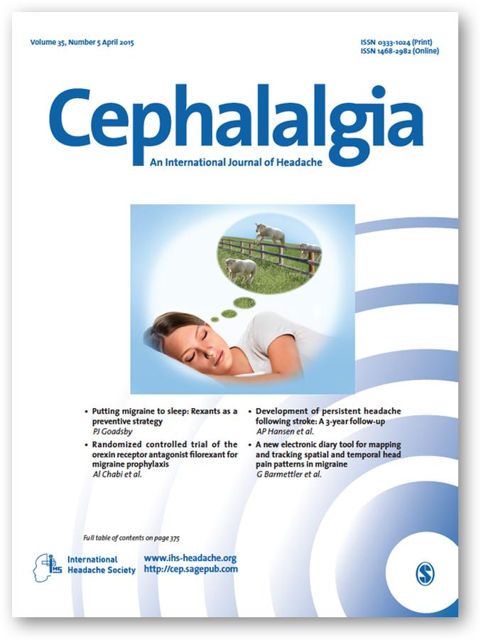 Cephalalgia 06-15
