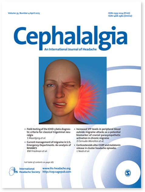 Cephalalgia April 2015
