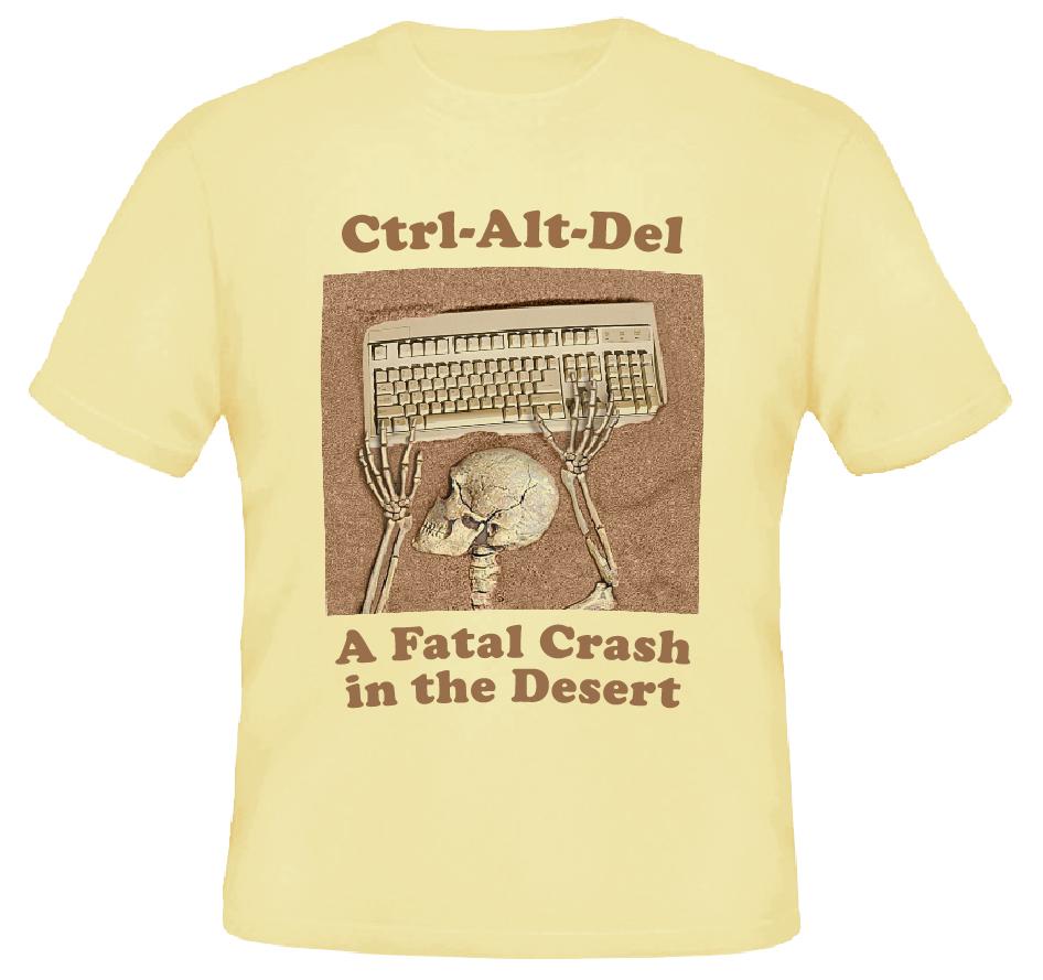 Fatal Crash T Shirt