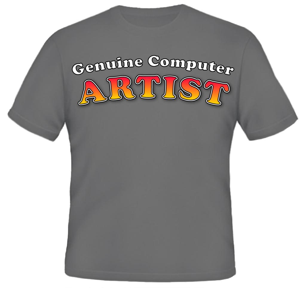 Genuine Artist T Shirt