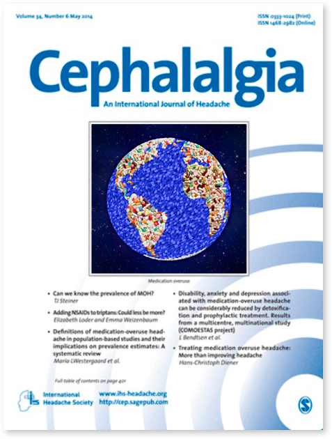 Cephalalgia May 2014
